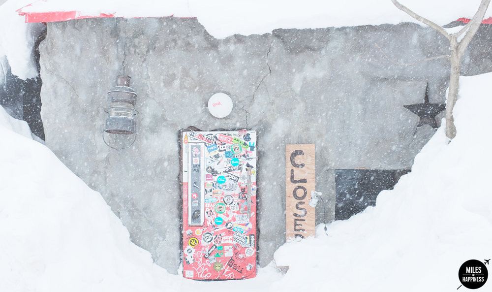10 good addresses to discover in Niseko : the Fridge