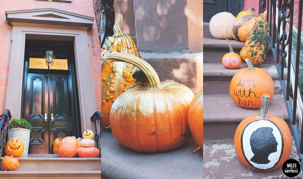 Halloween in New York