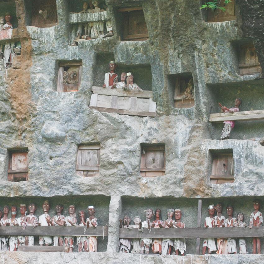 Exploring Tana Toraja