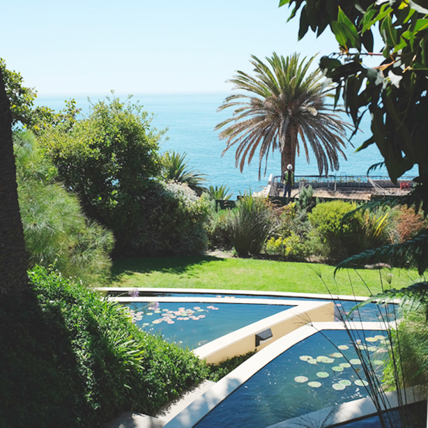 Luxury in Cape Town: Ellerman House