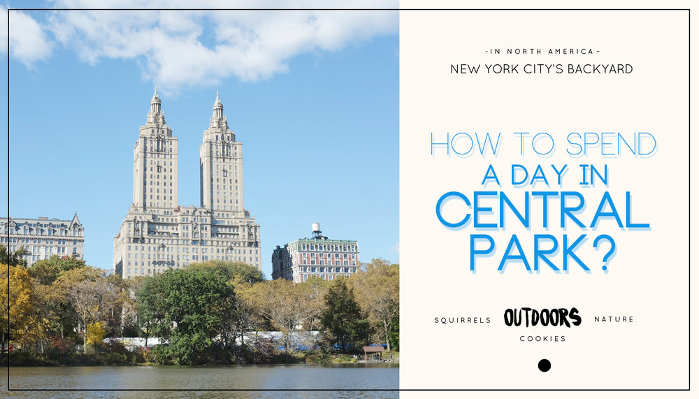 Things to do in Central Park