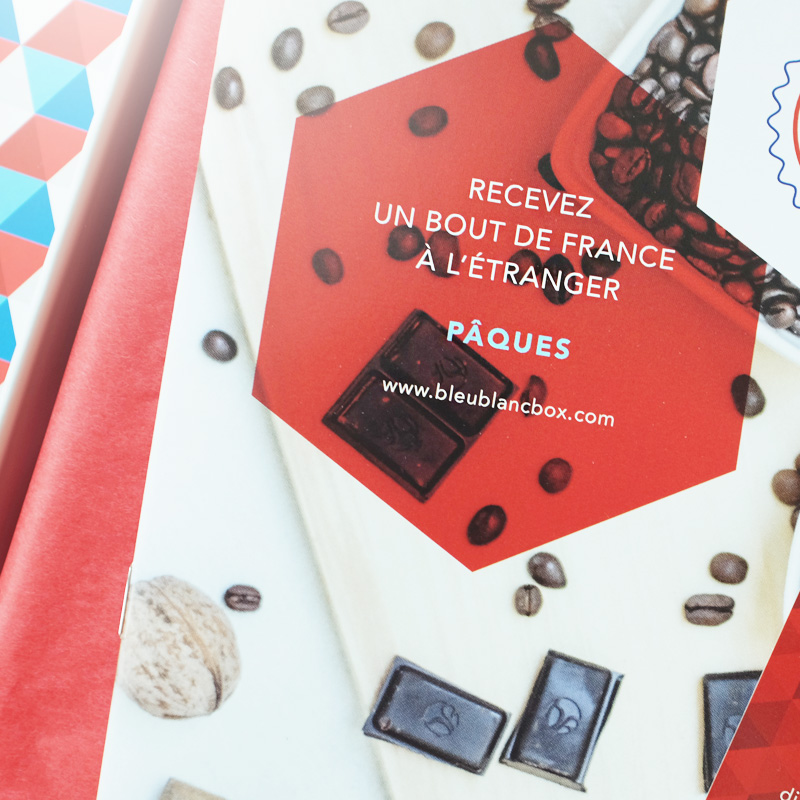 Giveaway: Win your box of French treats with Bleu Blanc Box