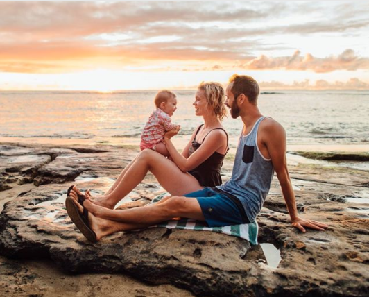 10 Instagrammers who will inspire you to travel with kids : @Thewaltonadventure