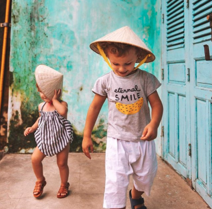 10 Instagrammers who will inspire you to travel with kids : @Likemiljian