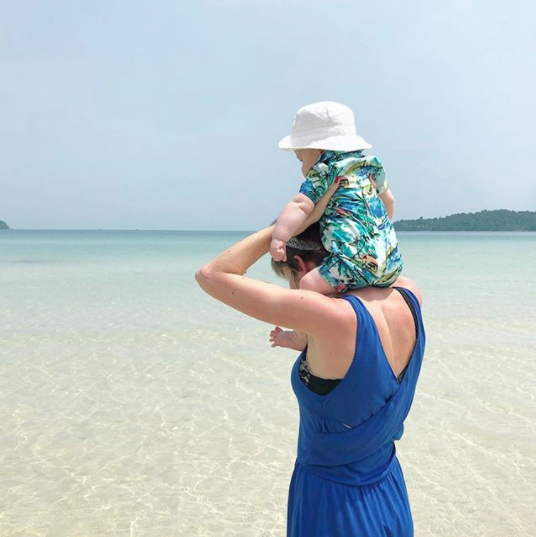10 Instagrammers who will inspire you to travel with kids : @Milesofhappines