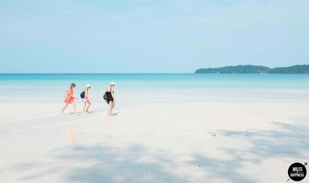 Cambodia's Paradise Island : A Complete Guide to Koh Rong Samloem