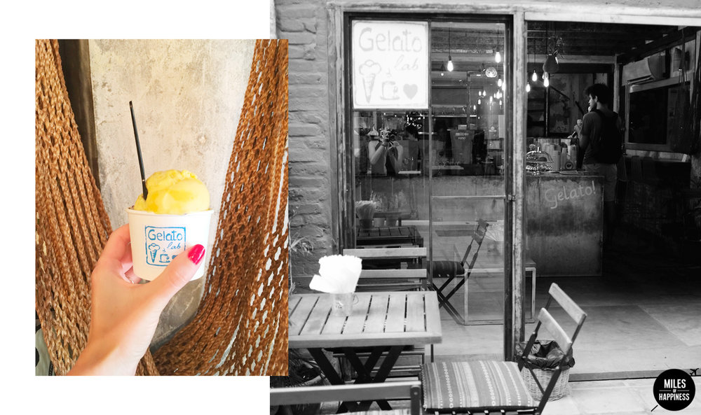 Quick Guide to Siem Reap : Discover Gelato Lab!