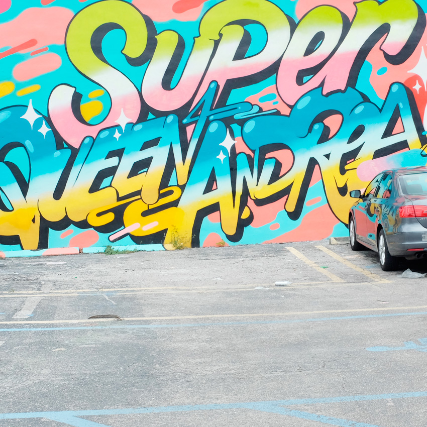 Wynwood : A Street Art Heaven in Miami