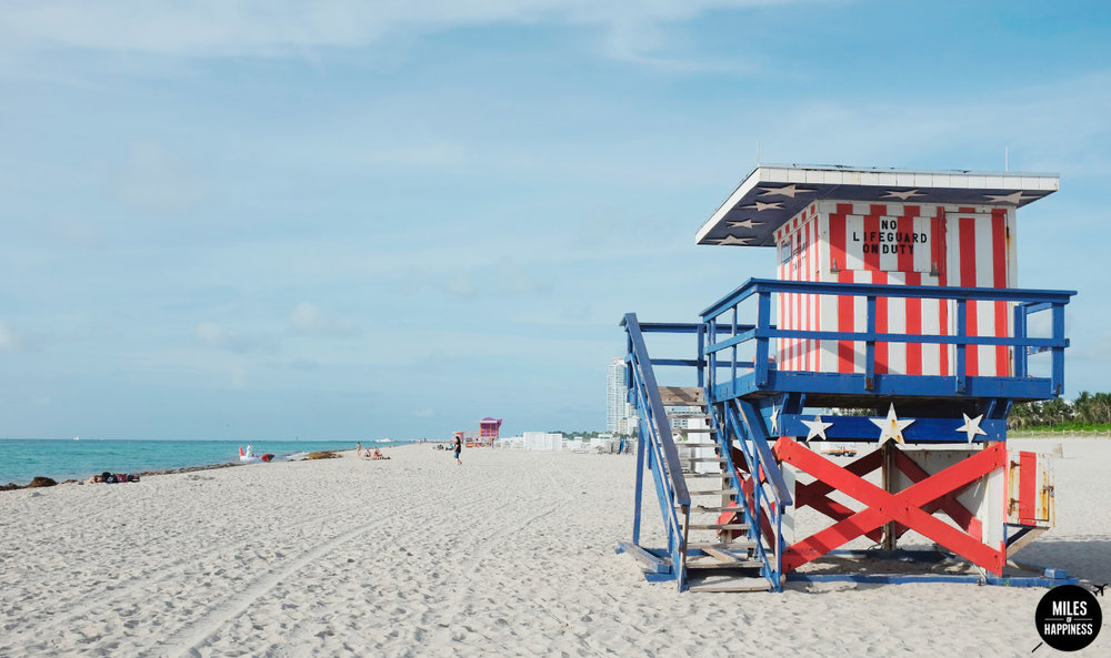 Florida Travel : How to spend 5 days in Miami ?