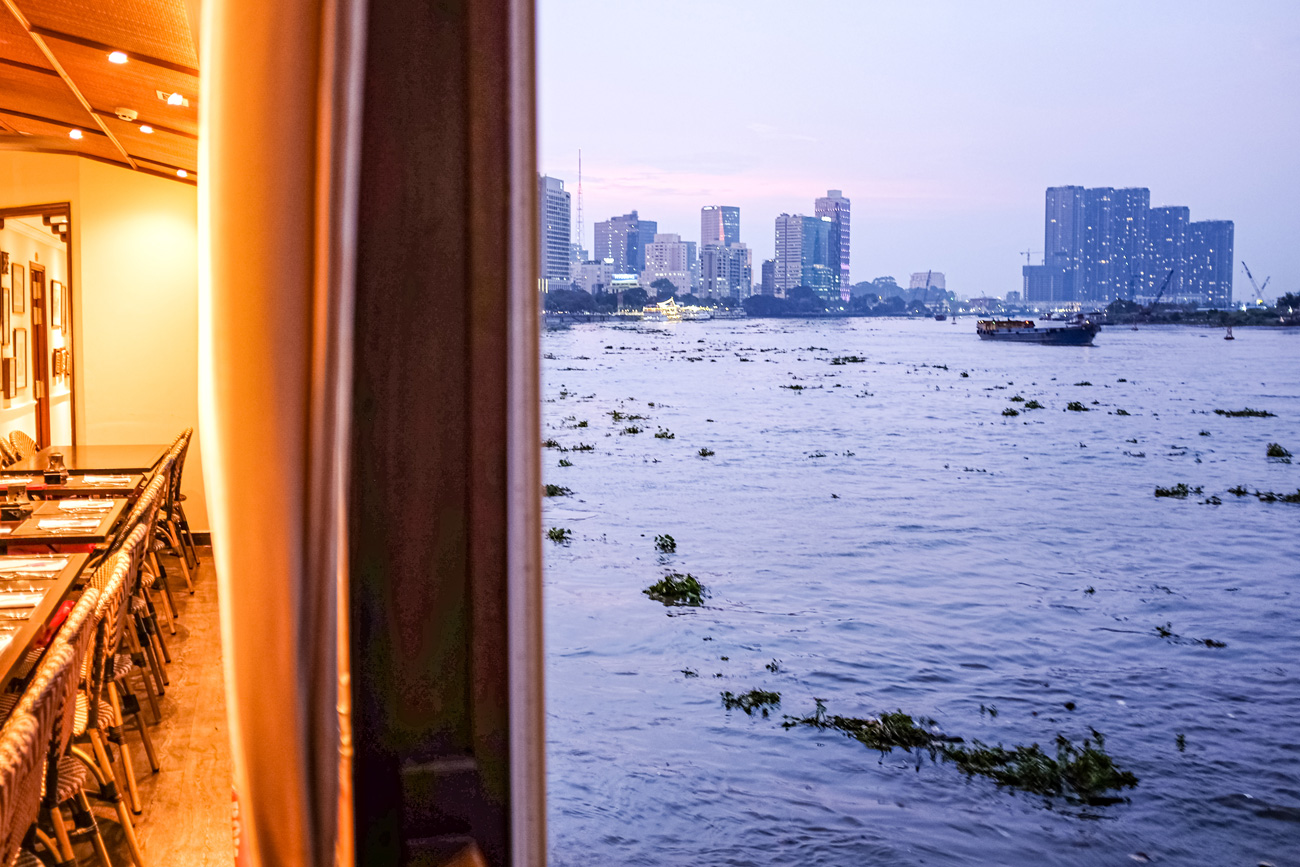 An Evening On Saigon River With Bonsai Cruise Miles Of Happiness