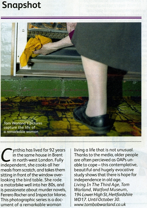 The Big Issue, 11th October 2010. (The Arts Special), Page 46