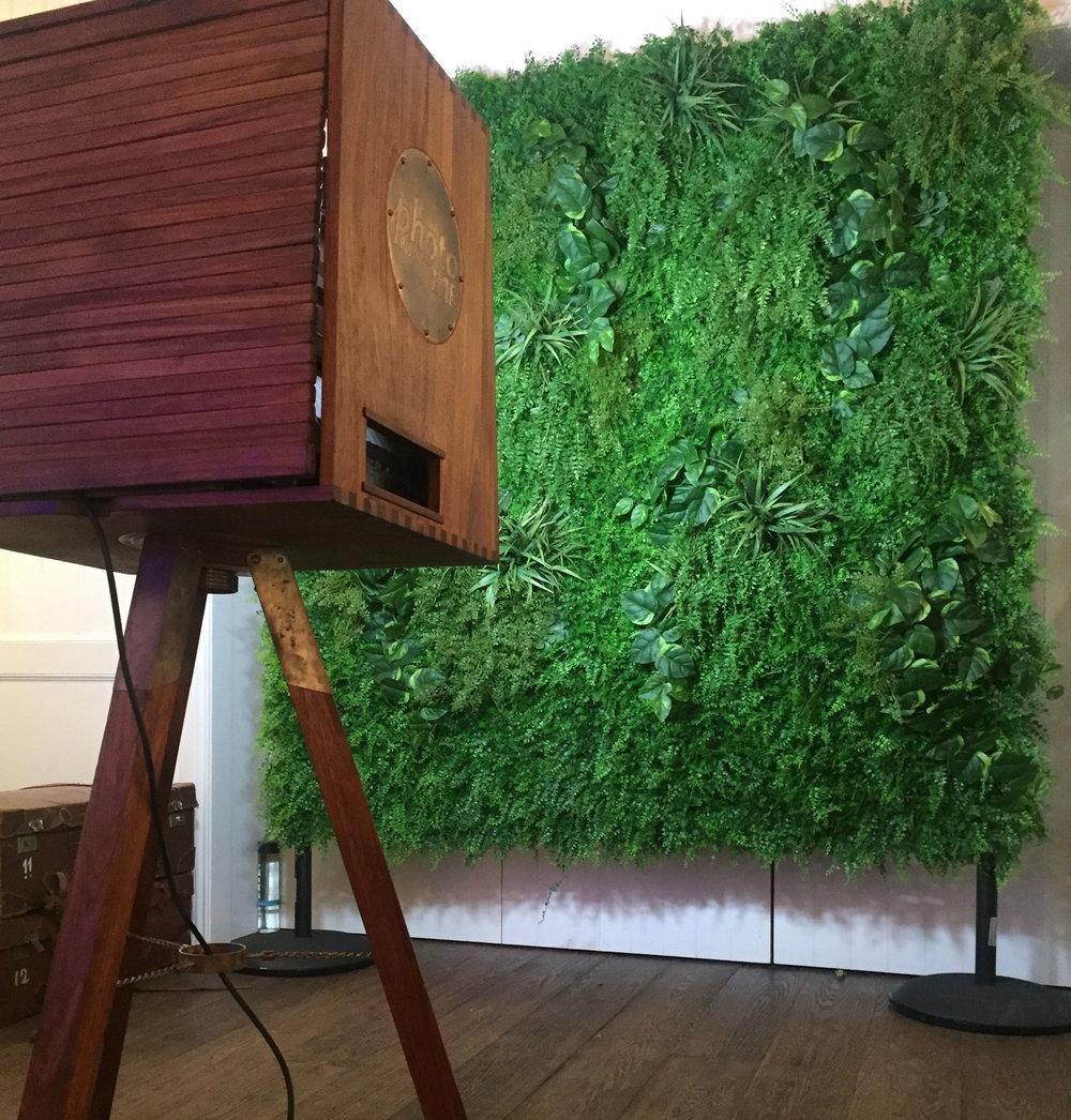 Green Wall $350