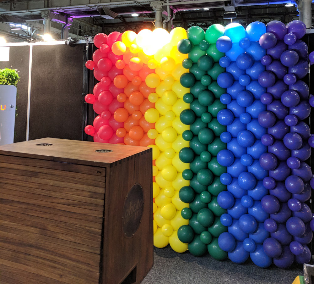 Balloon Wall from $300