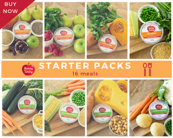 yummy starter packs