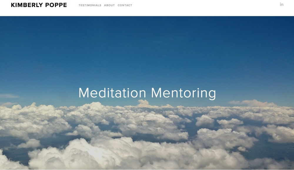 Individual meditation coaching either in person or via skype, in-house organisational trainings, and corporate retreats. www.meditationmentors.com