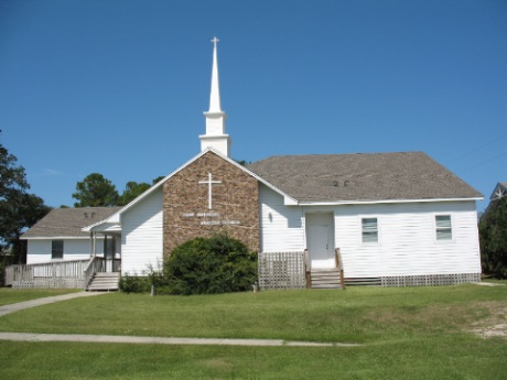 Cape Hatteras Baptist Church was founded in 1978 and is committed to Christian service. Our people enjoy serving the Lord, whether in sharing our faith or just lending a helping hand.     We are members of the   Chowan Association   and the   Southern Baptist Convention.