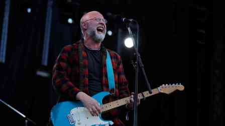 Bob Mould. The only punk musician over 50 you can still trust.