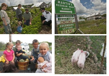 Martin's Farmstand