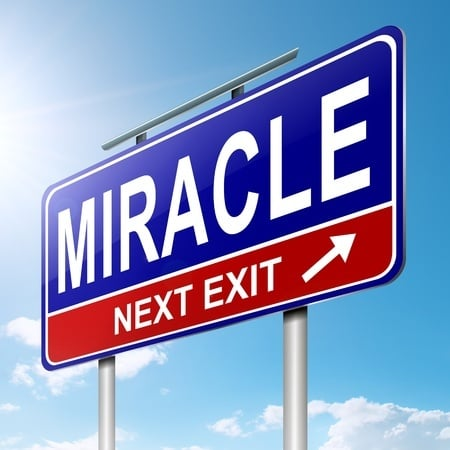 "The ""quick fix miracle"" I  can  offer to you..."