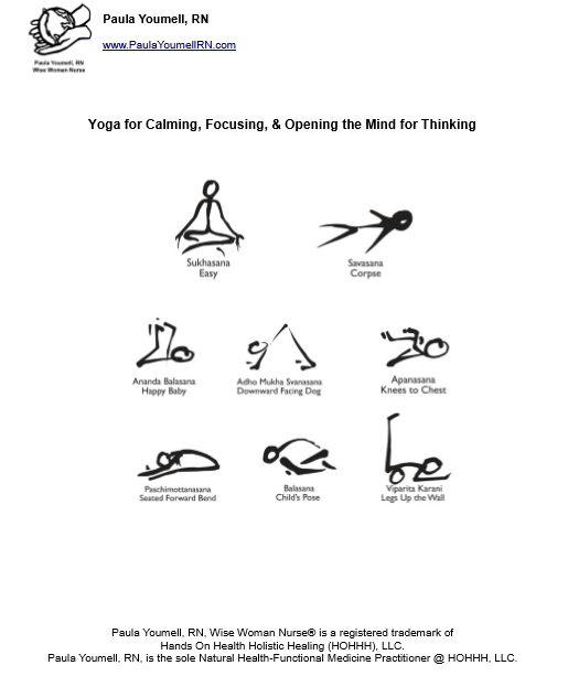 I Will Happily Send You The Word Document Or PDF Files Of These Below Yoga Pose Practices Can Print And Laminate Them If Choose