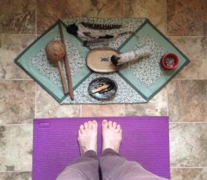 Shamanic yoga mat.jpg