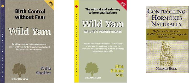 wild yam books
