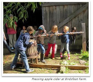 little river apple cider pressing