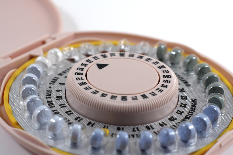 birth control pills can stock