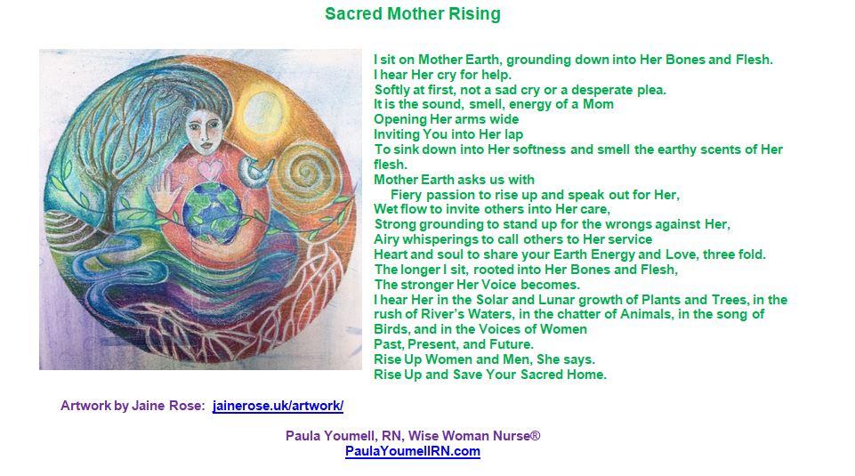 poem Jaine Rose Image