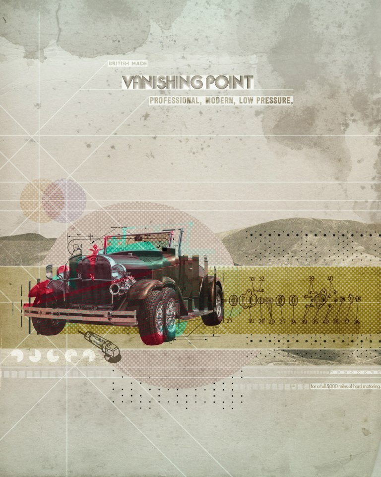 Vanishing Point (July, 2012)