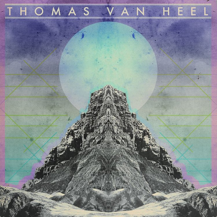 Thomas Van Heel Album Cover (July, 2013)