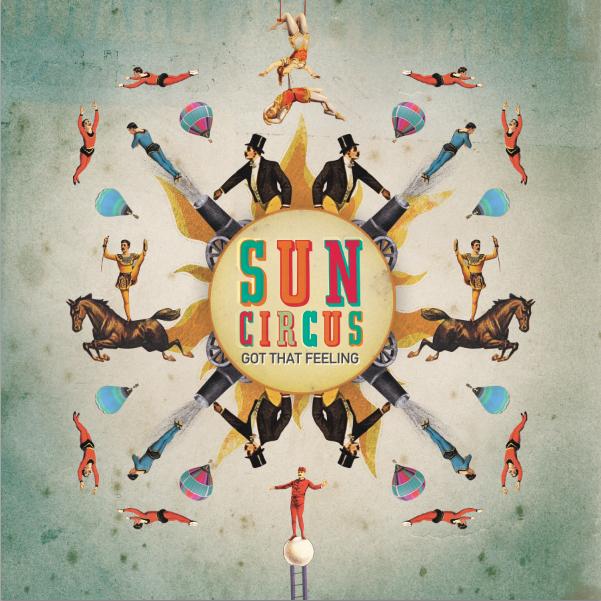 Unused single cover for Sun CIrcus http://www.wearesuncircus.com/#one