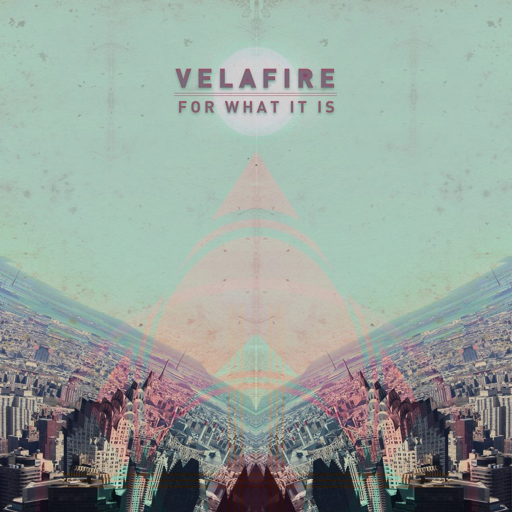 Single cover for Velafire  https://www.facebook.com/velafireband/