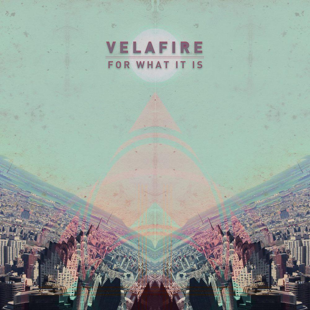 Single cover for Velafire  https://www.facebook.com/velafireband/