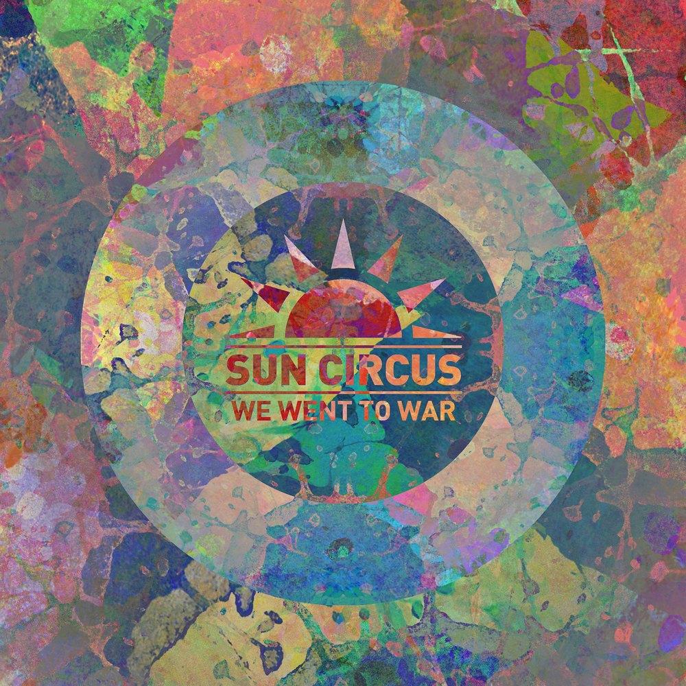 Single cover for Sun CIrcus http://www.wearesuncircus.com/#one
