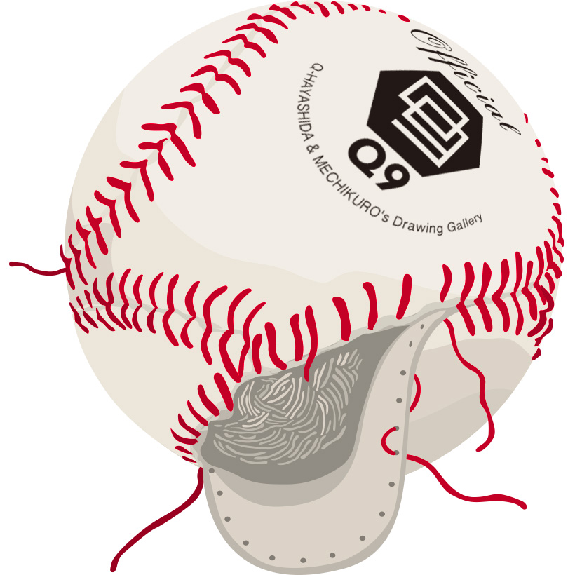 Q x 9 Official icon : Design / MECHIKURO