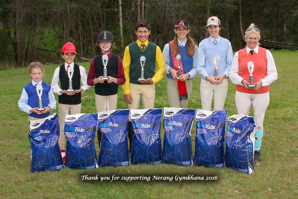 Thanks for supporting our 2016 Nerang Gymkhana. Lara Northey Nerang Pony Club PR Officer
