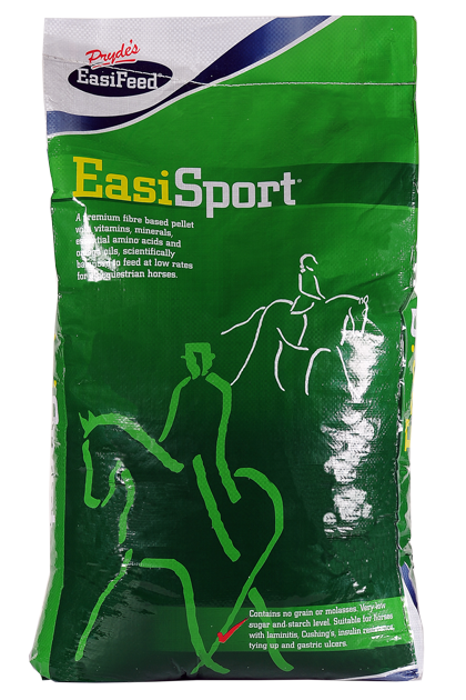 ✔ High fibre, naturally cool feed with no grain or molasses ✔ Omega oils and quality protein for coat shine and muscle ✔ Low sugar and starch level, suitable for laminitic and tying up horses