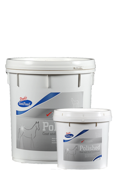✔ Biotin, organic zinc and methionine for hoof growth and strength ✔ Essential fatty acids, organic copper and amino acids for coat shine ✔ Simple to feed and can be added to any diet