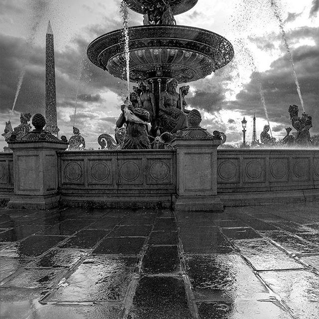 Parisian Sunday after the rain...