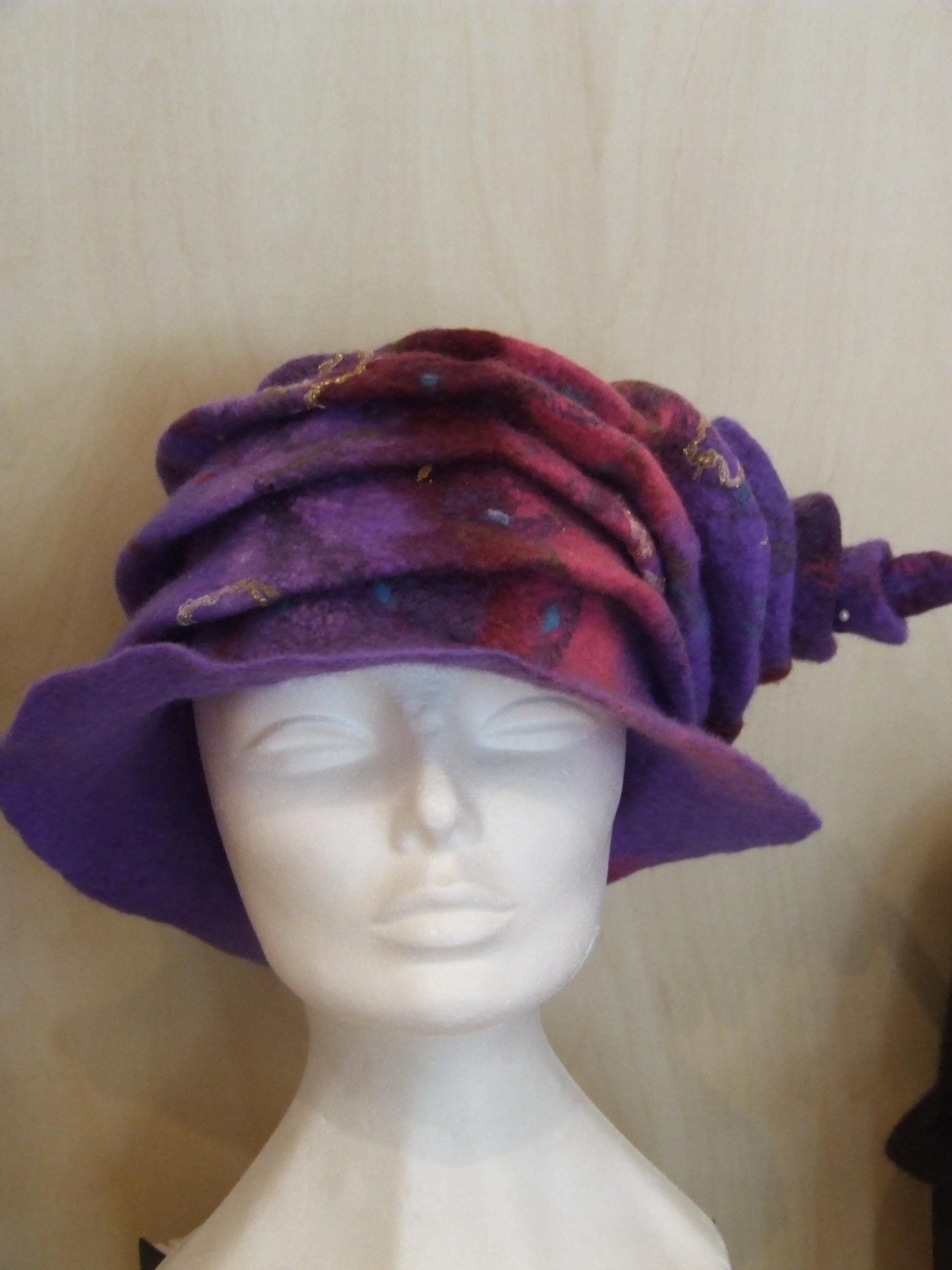 Tovad hatt