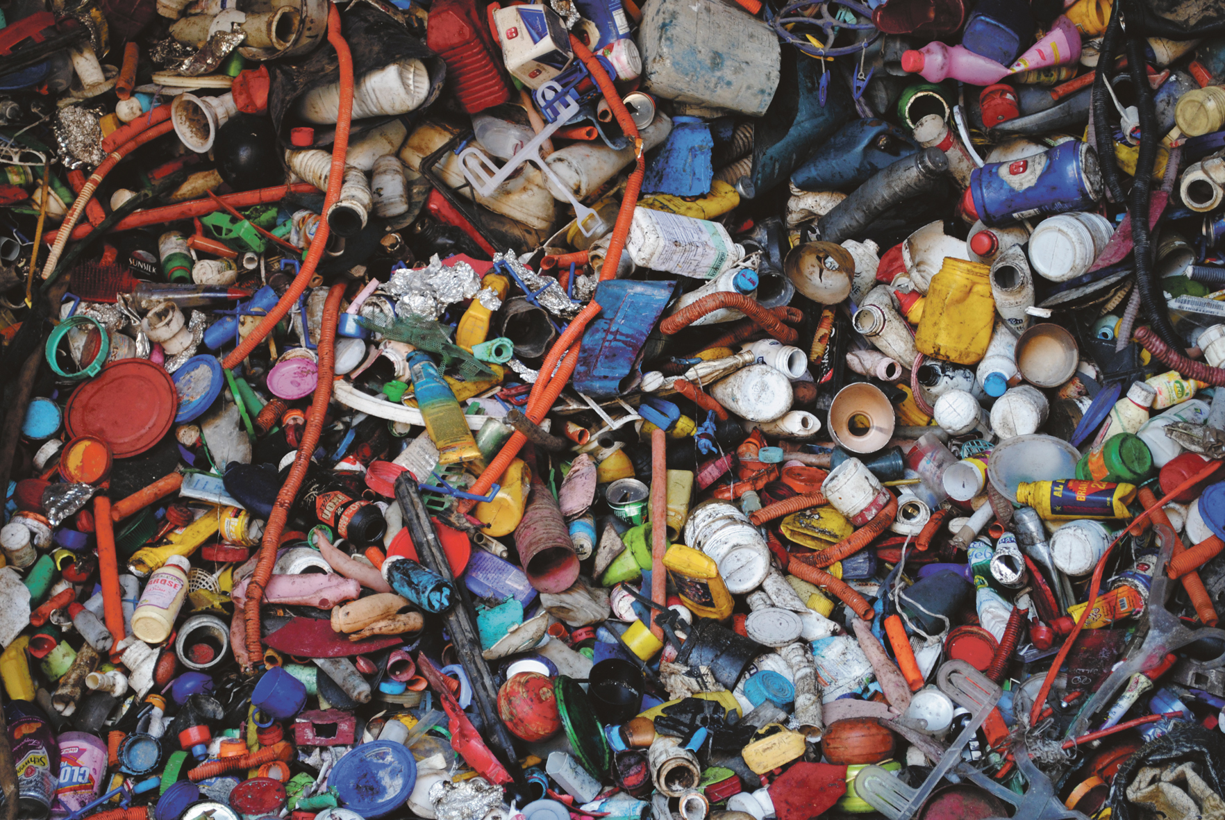 Waste Collection, utställning Upplandsmuseet 4 februari - 1 maj 2011