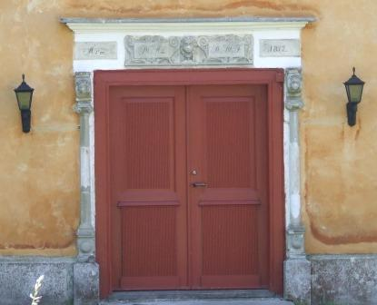 pavalds dörr