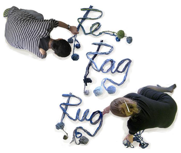 Re Rag Rug logo
