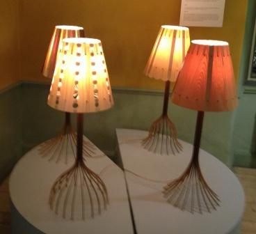 Ulrika Björkmans lampor