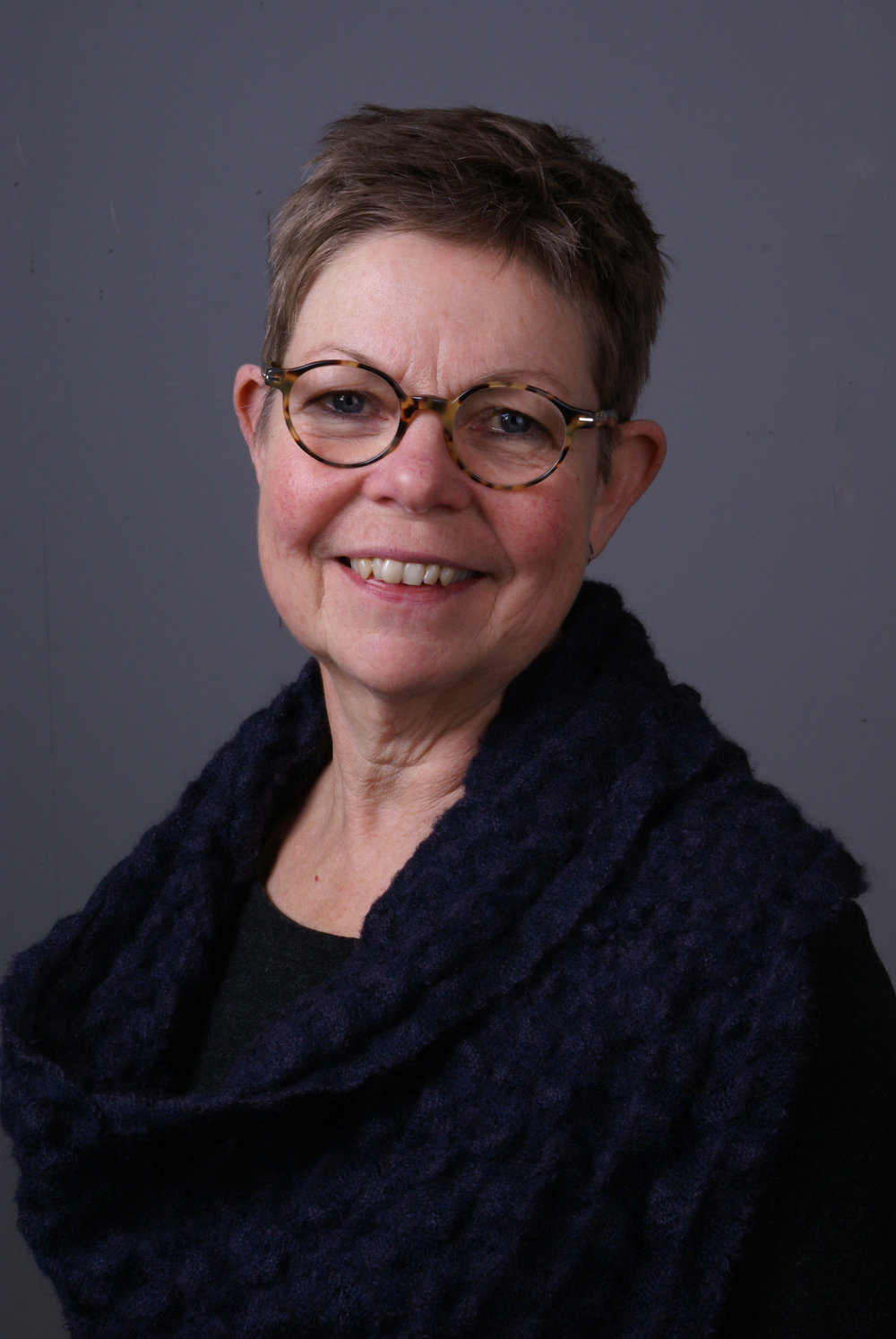 Porträtt Ingeborg Skaar. Foto: Göran Lidén