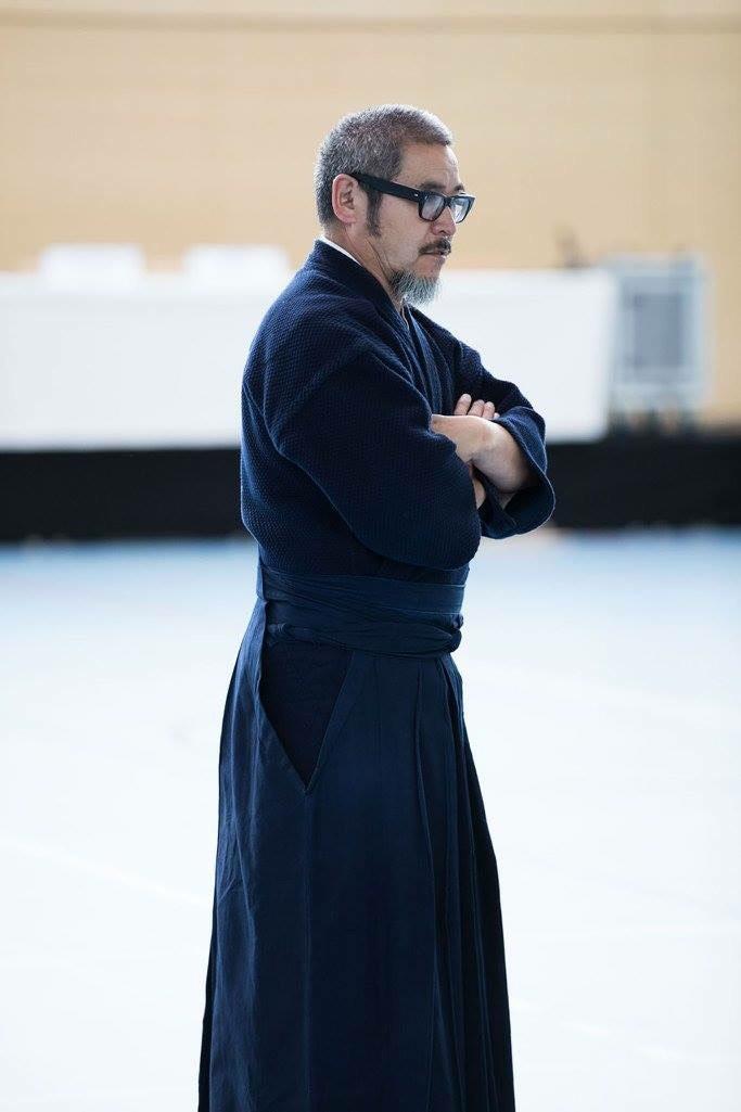 Porträtt av Takao Momiyama. Foto Gunnel Pettersson