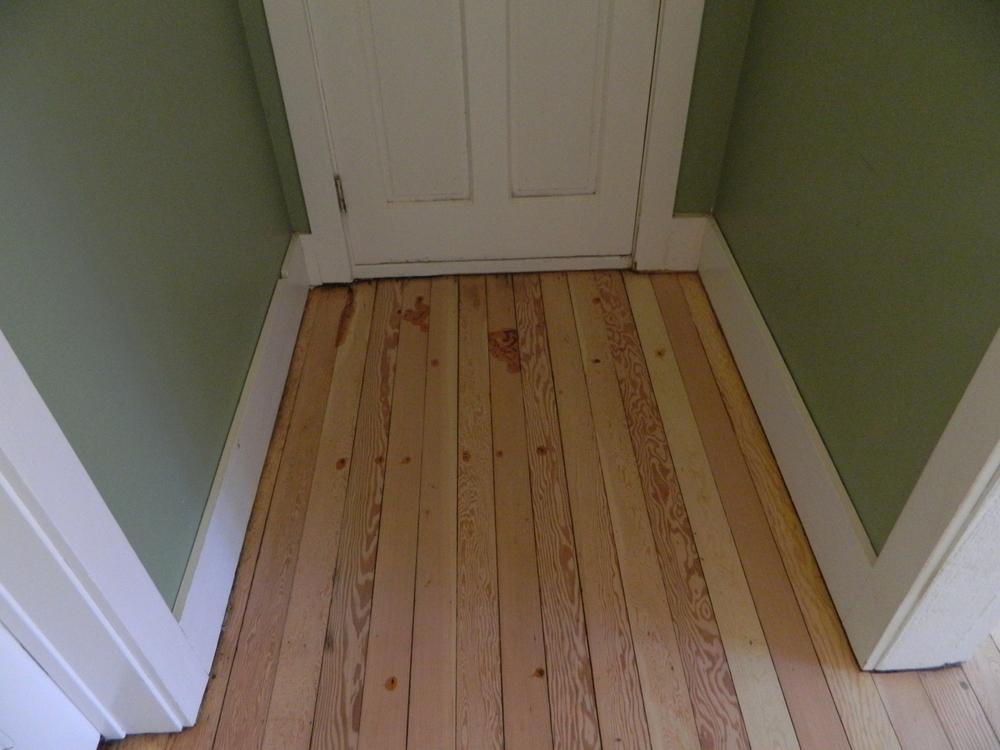 Vintage Fir Floor Refinish Tw Doll Quality Hardwood Flooring