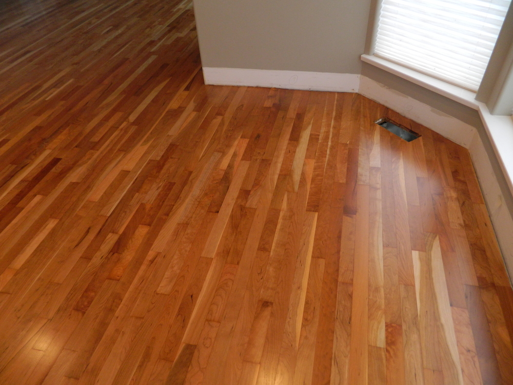 American Cherry Refinish Tw Doll Quality Hardwood Flooring