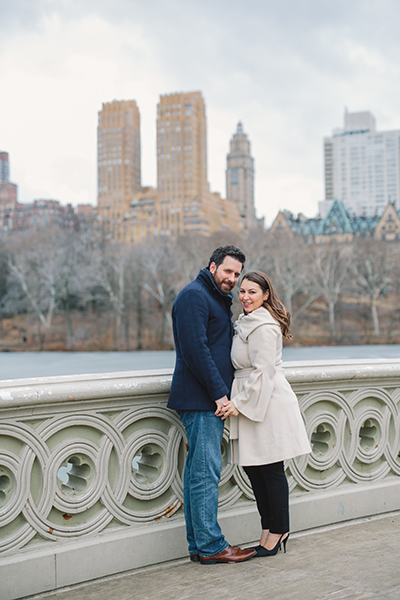 Kristine + Ken in New York